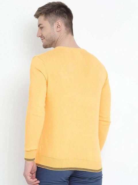 Richlook Lemon Sweater