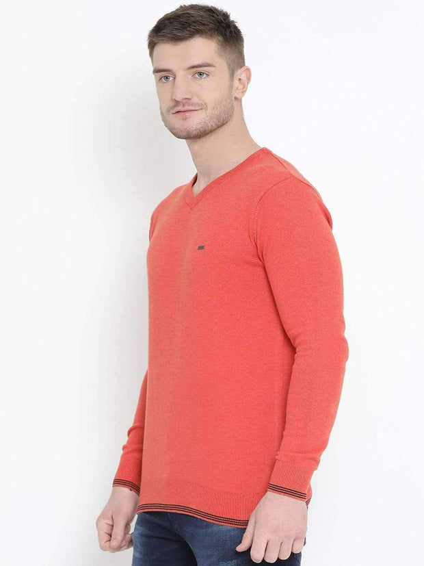 Richlook Sweater Richlook Rust Sweater