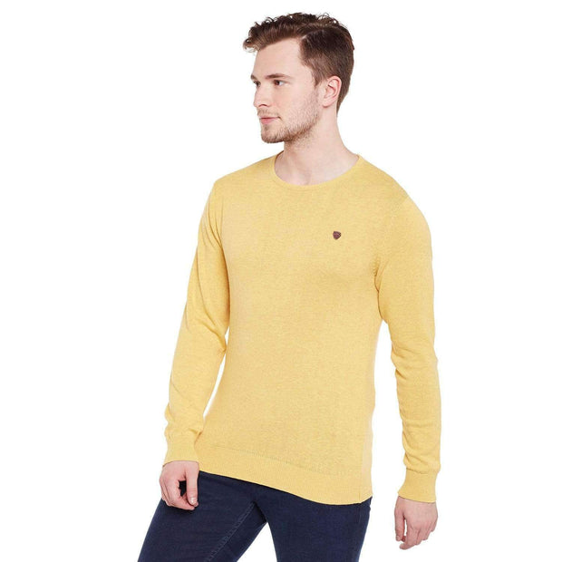 Richlook Sweater Richlook Yellow Sweater