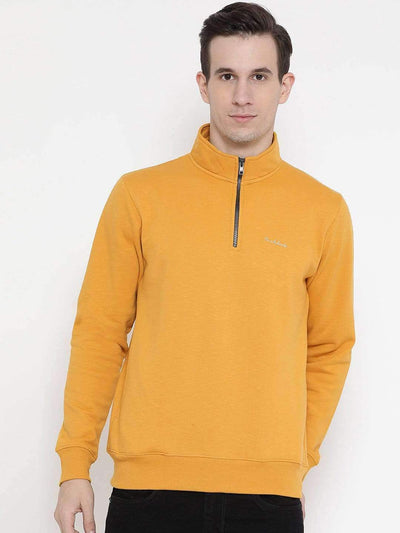 Richlook Gold Regular Fit Casual Sweatshirt