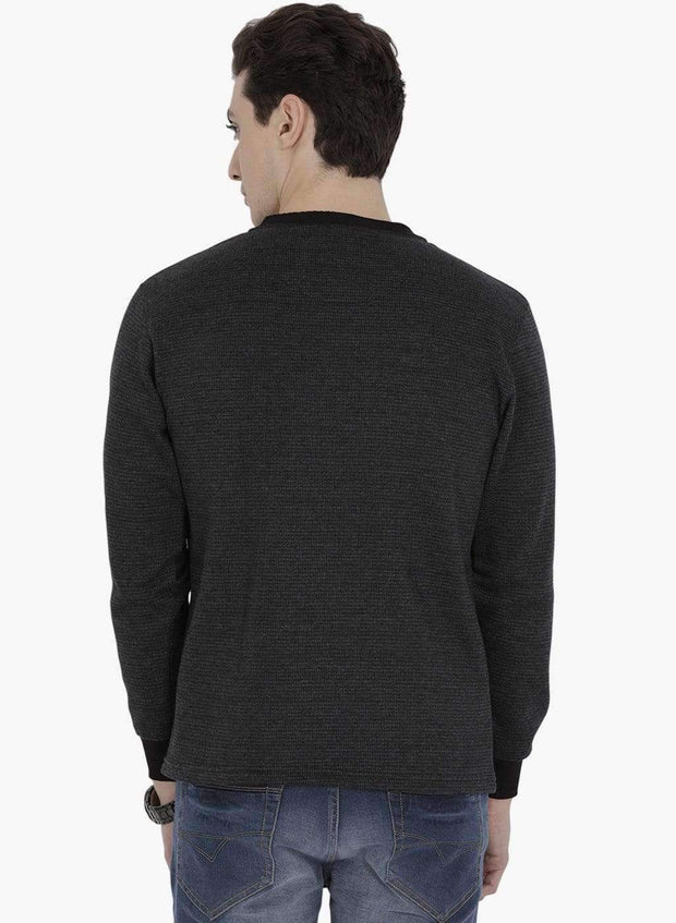 Multi Color Sweatshirt Back view