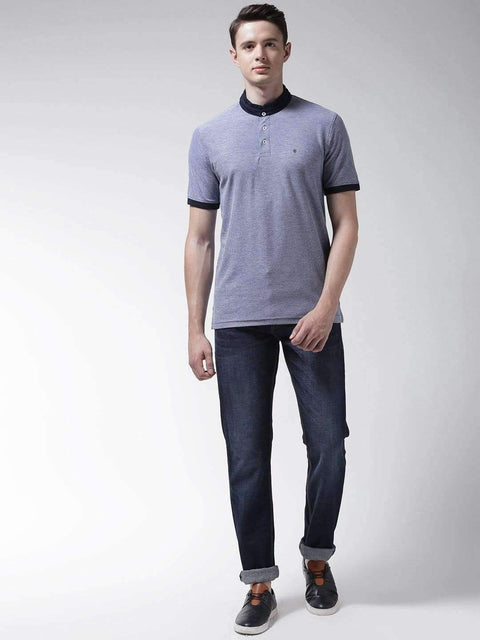 Blue Hanley Tshirt for Men