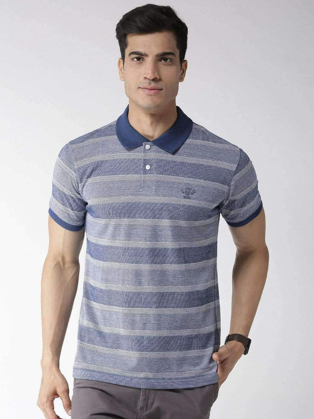 Blue Polo Tshirt