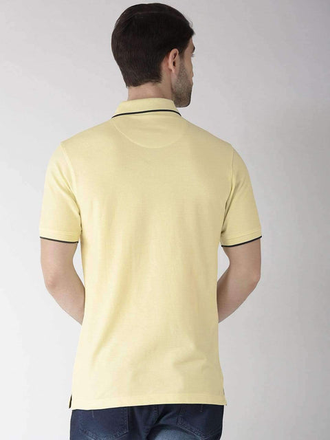 Richlook Lemon Polo Tshirt