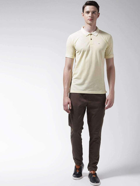 Lemon Polo Tshirt for Men