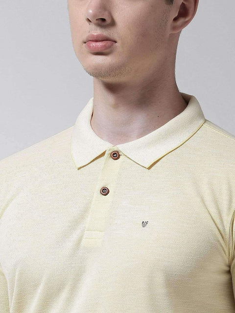 Lemon Polo Tshirt view