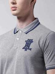 Melange Polo Tshirt for men
