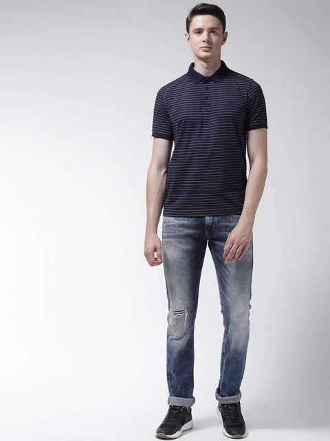 Richlook Navy Blue Polo Tshirt