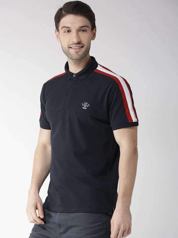 Richlook Navy Polo Tshirt