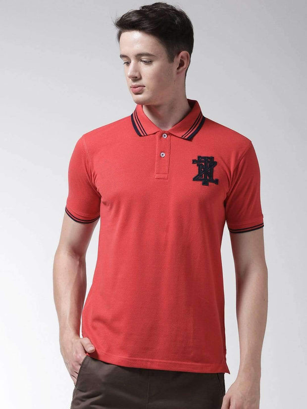 Red Polo Tshirt