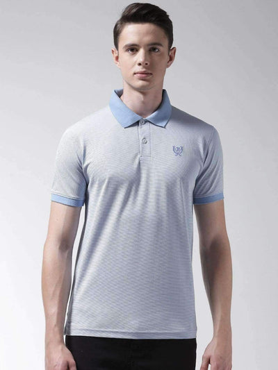 Sky Blue Polo Tshirt