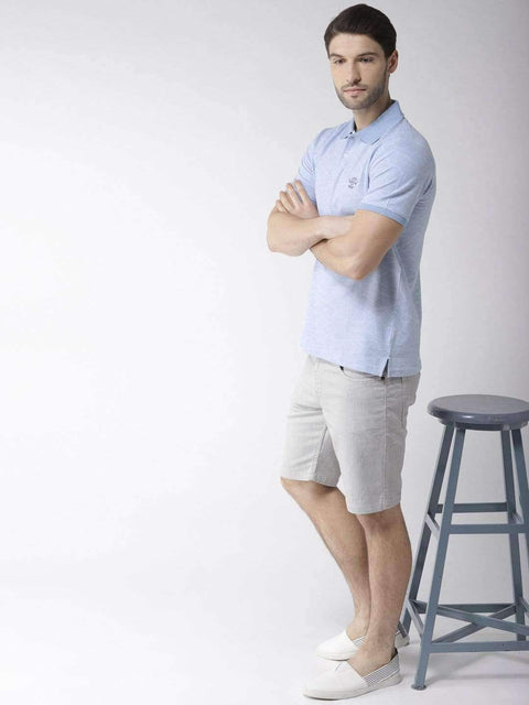 Sky Polo Tshirt for men