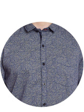 Load image into Gallery viewer, Richlook Blue Casual Shirt