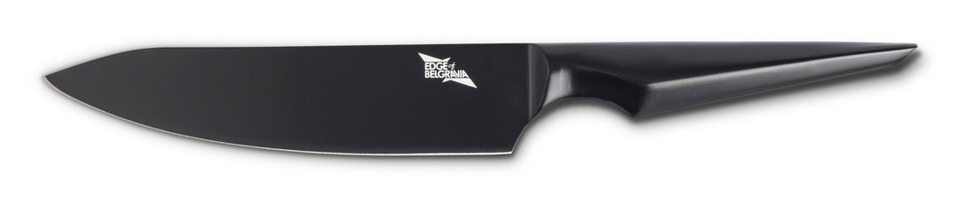 Galatine black coated stainless steel Chef Knife (7.5