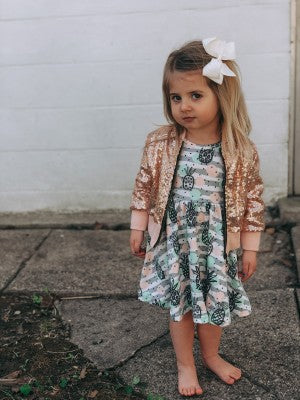 Child Sequin Jacket