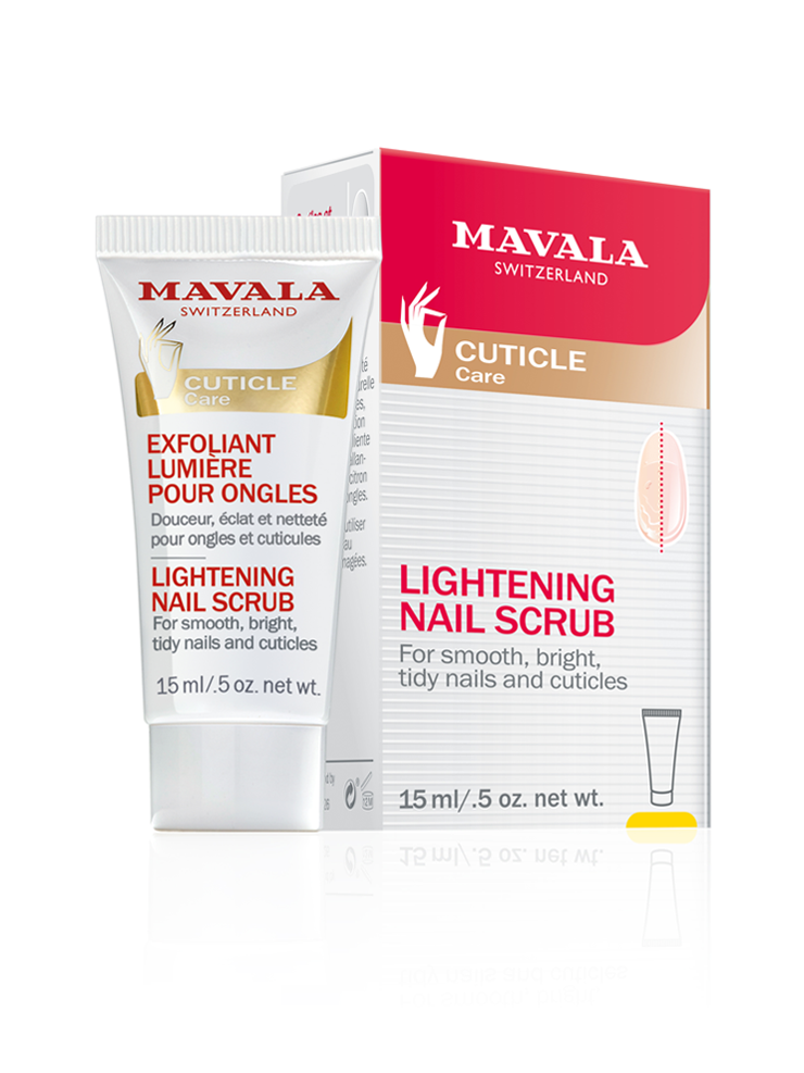 LIGHTENING NAIL SCRUB
