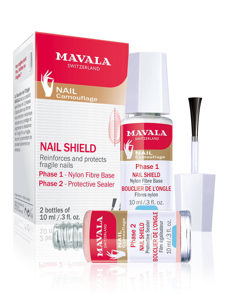 NAIL SHIELD 2x10ml