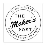 The Maker's Post
