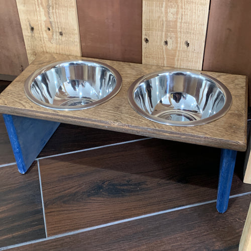 Raised Dog Feeding Dish 6.5