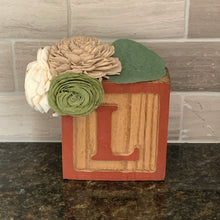 Load image into Gallery viewer, Wooden Block Decor