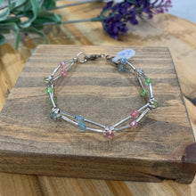 Load image into Gallery viewer, Reclaimed Sterling Silver Tube Bracelet