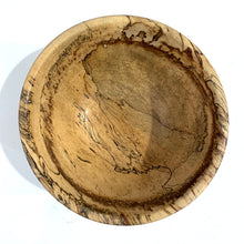 Load image into Gallery viewer, Wood Turned Bowl Spalted Tamarind