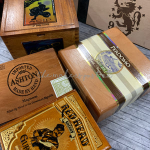 Altered Cigar Box Workshop