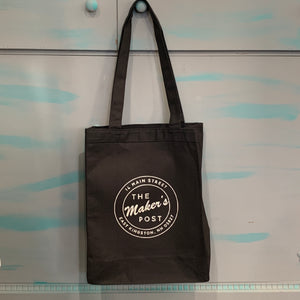 The Maker's Post Tote Bag