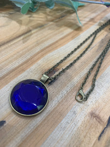 Amulet Pendant Necklace