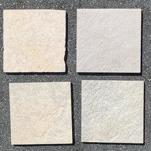 Load image into Gallery viewer, Stone Tile Coaster Sets of 4