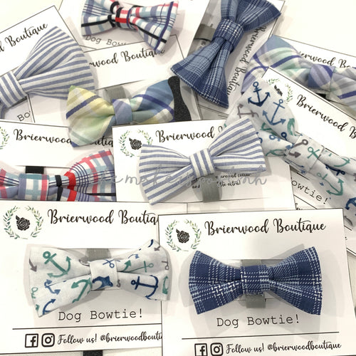 Bow Ties for Pet Collars