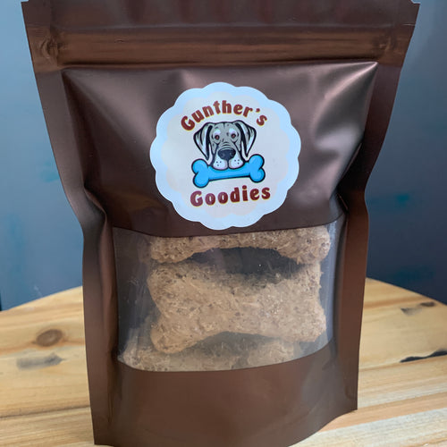 Peanut Butter Dog Treats - Medium