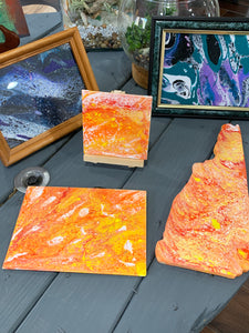 Learn to Paint Pour