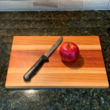 Load image into Gallery viewer, Hybrid Exotic Wood Cutting Boards