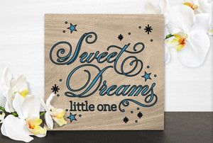 Wooden Sign DIY Kit