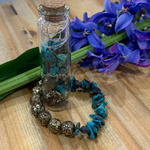 Load image into Gallery viewer, Stretch Bracelet Kit: Turquoise
