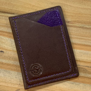Rustic Modern Card Wallet