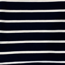 Load image into Gallery viewer, Face Mask/Gaiter: Navy stripe