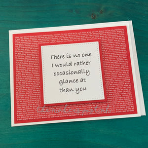 Socially Awkward Greeting Cards