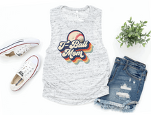 Load image into Gallery viewer, T-Ball Mom Retro Shirt & Tank