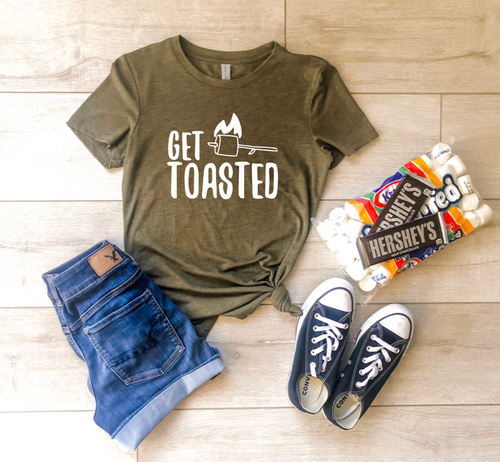Get Toasted Shirt