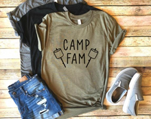 Load image into Gallery viewer, Camp Fam Shirt