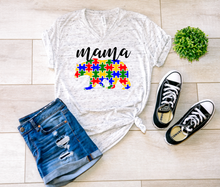 Load image into Gallery viewer, Autism Awareness Mama Bear Shirt