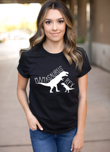 Load image into Gallery viewer, MamasaurusRex Mom Shirt