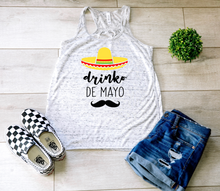 Load image into Gallery viewer, Drinko De Mayo Fiesta Tank Top