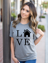 Load image into Gallery viewer, LOVE Realtor Shirt