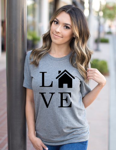 LOVE Realtor Shirt
