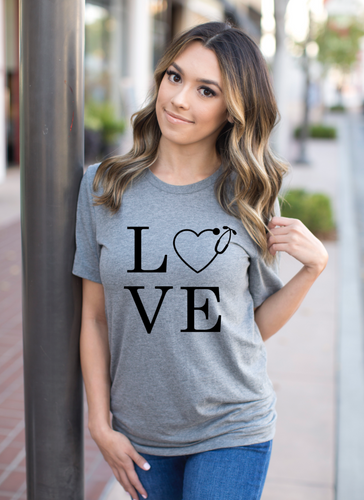 LOVE Doctor / Nurse Shirt