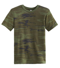 Load image into Gallery viewer, Happy Camper Camouflage Shirt