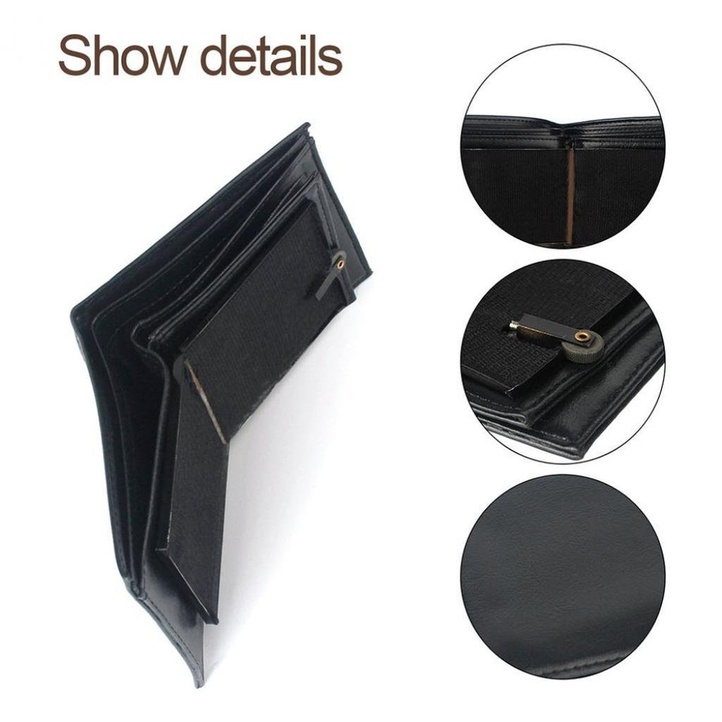 Magic Trick Flame Fire Wallet